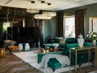 Яркий дом для большой семьи на побережье Каспийского моря