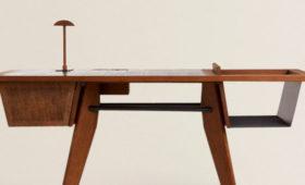 Zara Home представил коллекцию музыкальных предметов — стол для проигрывателя и усилитель