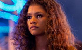 Зендая показала тизер спецэпизода «Эйфории»