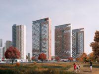 В ЖК «Преображение» введены два жилых дома на 668 семей