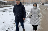 Председатель Москомстройинвеста осмотрела ход завершения строительства двух очередей ЖК «Марьино Град»