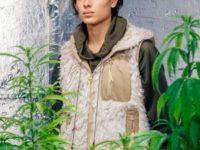Eco-ELLE: куртки и жилеты Ksenia Schnaider с мехом из конопли