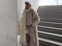 Этой зимой носите спортивный костюм и шерстяное пальто, как стилист София Коэльо