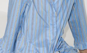Ganni выпустил капсульную коллекцию пижам