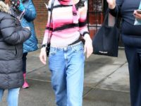 Главная тенденция 2021: джинсы багги, которые носит Дуа Липа