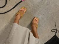 Идеальная пара: Роузи Хантингтон-Уайтли выпустит обувь
