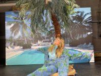 Как отдохнуть под пальмой на карантине: показывает Хайди Клум