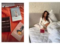 Какие книги о материнстве читает беременная Эмили Ратаковски?