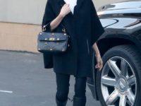Какие сапоги носит Анджелина Джоли этой зимой?