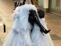 Когда Золушка в полночь носит латекс: Дженнифер Лопес показала новогодний образ