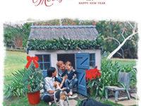 Меган Маркл и принц Гарри опубликовали свою традиционную рождественскую открытку. На этот раз— в джинсах