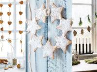 Новогодний декор: съедобные гирлянды и елочные игрушки