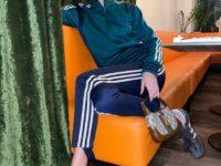 Ольга Карпуть показывает, как носить вещи из коллаборации adidas x Wales Bonner