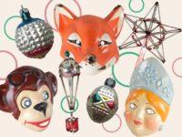 Онлайн-выставка «Новогодний маскарад» в Музее Москвы