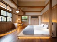 Отель в стиле Фрэнка Ллойда Райта в Токио