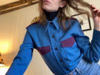 С чем носить водолазку: урок стиля от Алексы Чанг