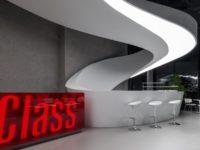 Спортклуб World Class Алексеевская: проект VOX Architects