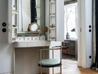 Туалетный столик в спальне: 30+ примеров