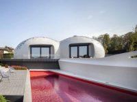 Удивительный дом-пузырь под Харьковом