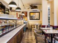 Уютный ресторан Numa в Риме