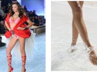 В чем секрет красивых ног Миранды Керр?