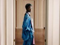 Вечерние платья, панамы и кардиганы: Erdem Pre-Fall 2021