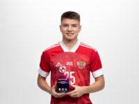 Volkswagen вручил награды по итогам футбольного сезона 2020