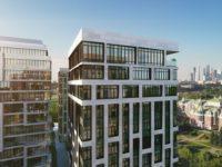 Завершить строительство первой очереди ЖК West Garden планируется в 4 квартале 2021 года