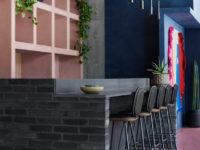 Яркий ресторан мексиканской кухни в Копенгагене