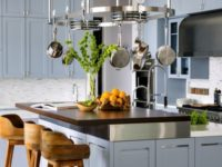 Барная стойка на кухне: 45+ практичных идей