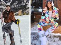 Что надеть на горнолыжный курорт, чтобы тебя заметили: показывает Винни Харлоу