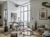 Элегантная небрежность: квартира 54 м² в Варшаве