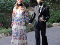 Это официально: Гарри Стайлс впервые вышел в свет с новой возлюбленной— Оливией Уайлд
