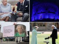 Королева Елизавета II не отметила принца Гарри и Меган Маркл в своем новогоднем поздравлении