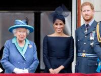 Королева Елизавета намерена лишить Меган Маркл ее покровительства