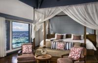 Королевская вилла, морские дворецкие и забота об экологии на курорте в самом большом атолле Мальдив