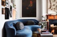 Квартира дизайнера Чарли Феррера в Нью-Йорке