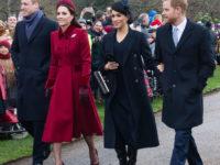 Меган Маркл вычеркнула Кейт Миддлтон из списка королевских рабочих контактов