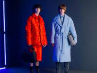 Монохромные костюмы, стеганые брюки и дутые пальто в коллекции Fendi Men's Fall 2021