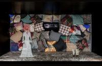 Мультимедийные инсталляции Марины Алексеевойв галерее Марины Гисич