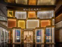 Новый бутик Bvlgari в Бангкоке по проекту MVRDV