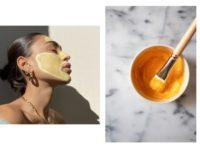 Очищающая маска с куркумой: как привести в порядок кожу после праздников