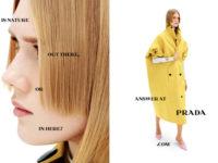 Prada представили рекламную кампанию, снятую сотней камер