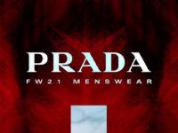 Прямая трансляция показа мужской коллекции Prada
