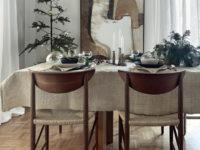 Рождественская сервировка: три варианта от дизайнера