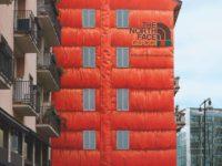 The North Face x Gucci: «дом в пуховике» в Милане