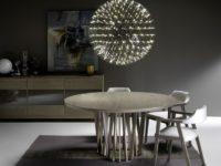ТОП-10: столы на скульптурном основании