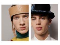 Учимся краситься у парней: мужской макияж на показе Dior