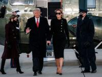 Ухожу красиво: Мелания Трамп покидает Белый дом