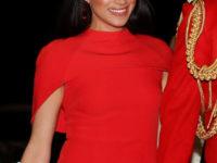 В два раза меньше Кейт: сколько денег потратила на одежду Меган Маркл